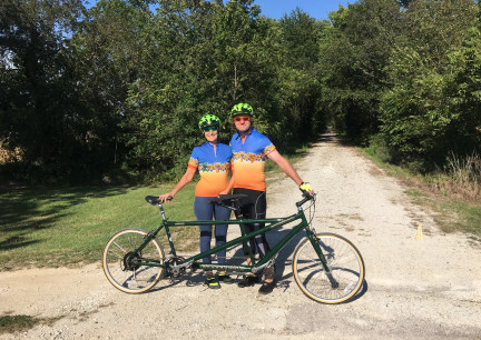 Marna Deron Cannondale Tandem 2018-09-29